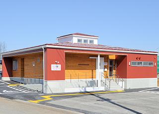 病児・病後児保育施設すとくの建物外観