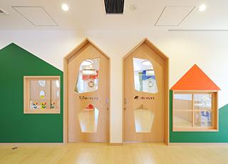 病児・病後児保育施設すとくの内装画像その2